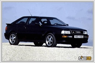 Audi S2 Coupe 2.2 220 Hp