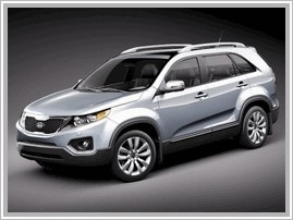 Kia New Sorento 2.4 MT