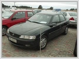 Opel Vectra Caravan 2.8 AT