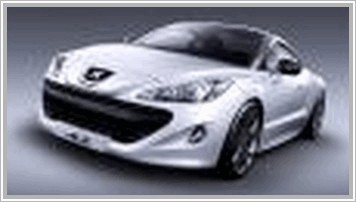 Peugeot RCZ 1.6 MT 200 Hp