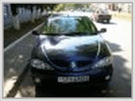 Renault Megane Estate 1.6 AT