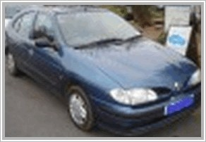 Renault Megane Hatchback 1.6 MT 115 Hp