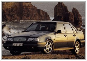 Volvo 460 1.7 Turbo 120 Hp